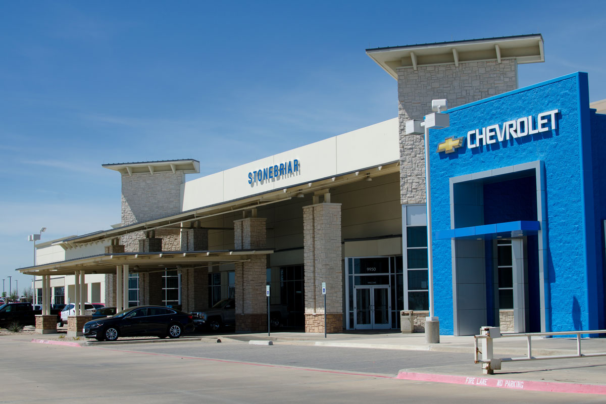 Stonebriar chevrolet in frisco tx serving plano chevrolet for Honda frisco service