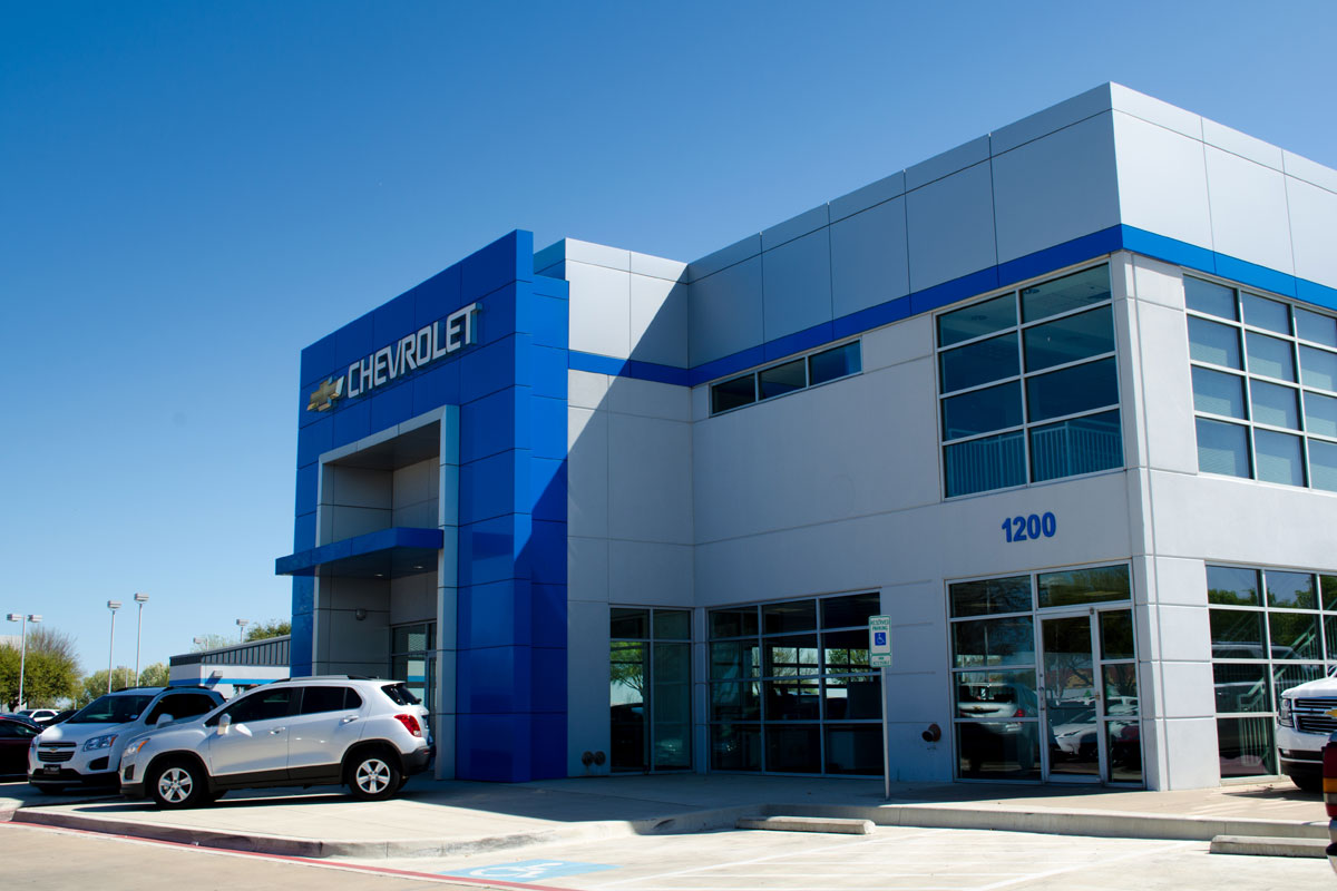 Vandergriff Chevrolet Chevrolet Service Center Autos Post