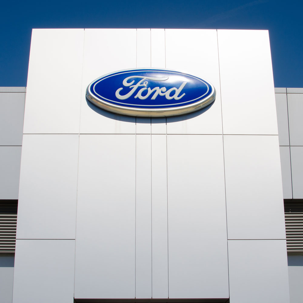 Westway Ford Featured Project