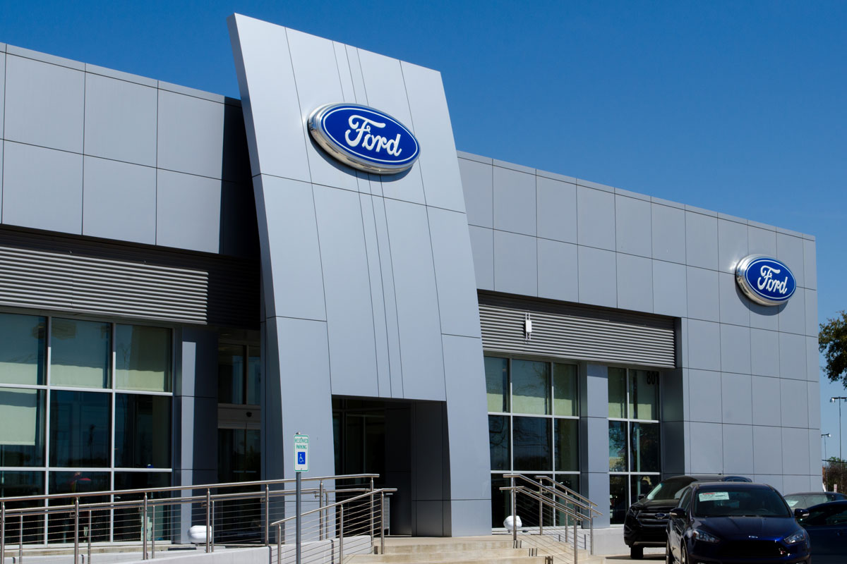 Westway Ford Cantera Design