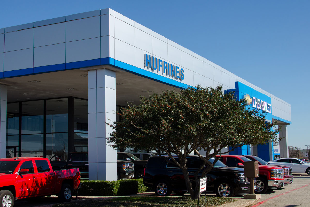 Huffines Chevrolet Lewisville >> Huffines Chevrolet Lewisville - Cantera Design