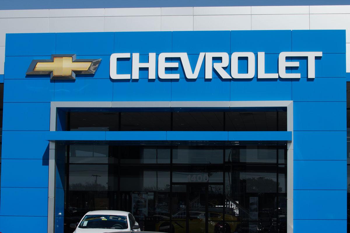 Huffines Chevrolet Lewisville - Cantera Design